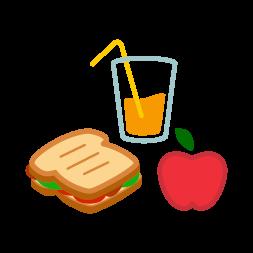 Desayunos Escolares Fríos y Calientes