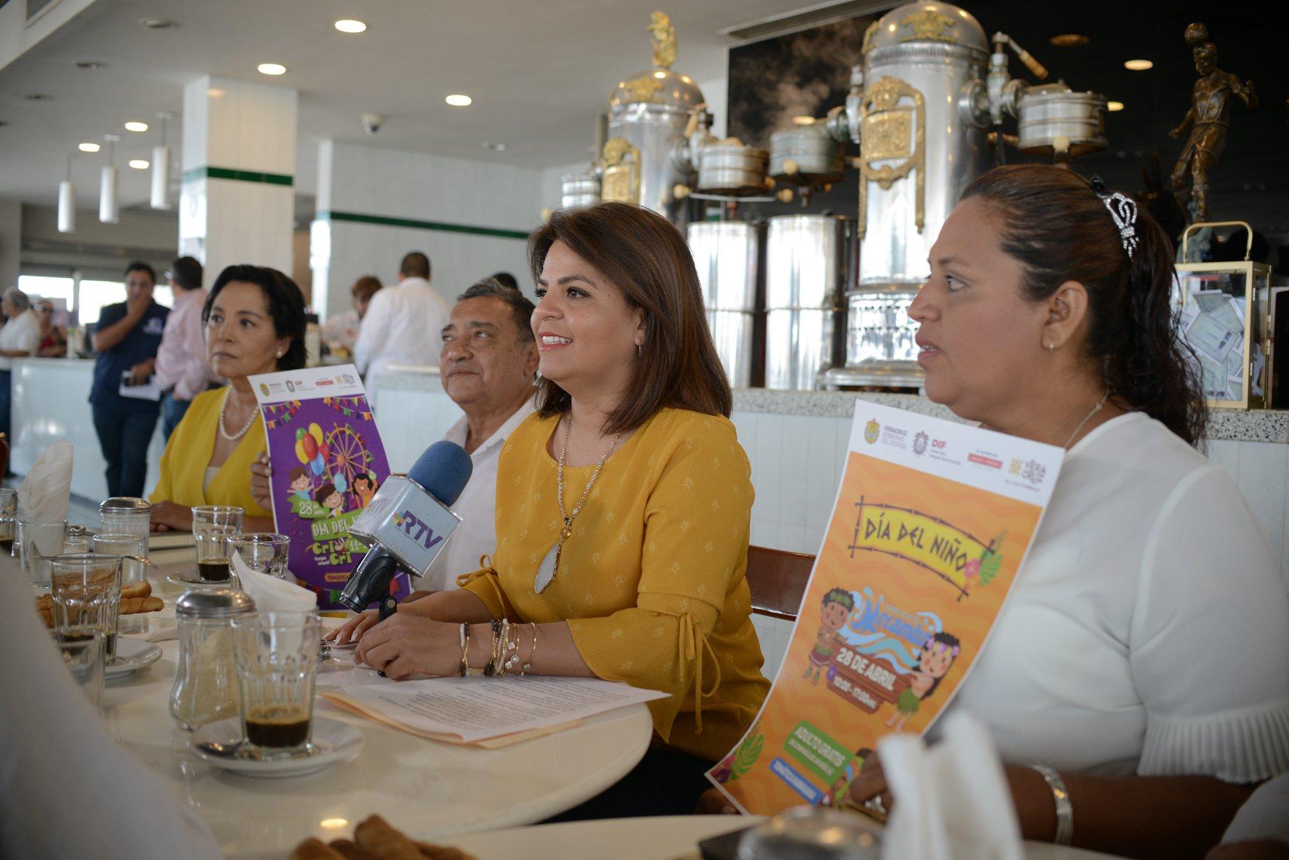 Celebrará DIF Estatal el Día del Niño, con dos magnos eventos